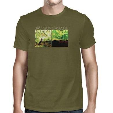 JACKSON BROWNE Europe 2003 Tour T-Shirt