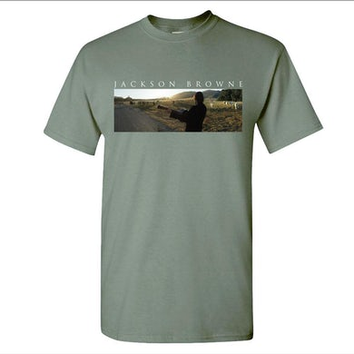 JACKSON BROWNE Cow T-Shirt