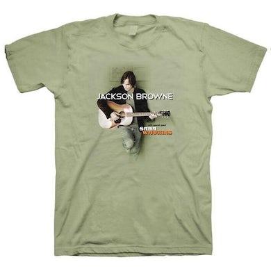 JACKSON BROWNE 2012 Summer Tour With Sara Watkins T-Shirt