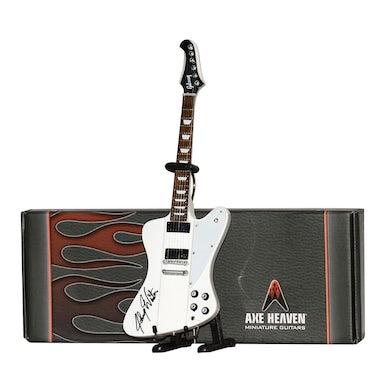 JOHNNY WINTER Miniature Guitar