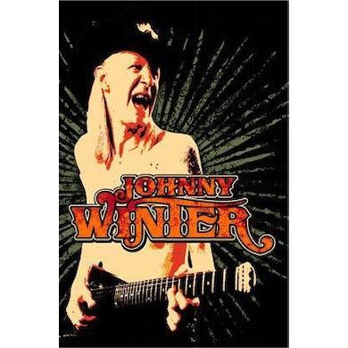 JOHNNY WINTER Magnet