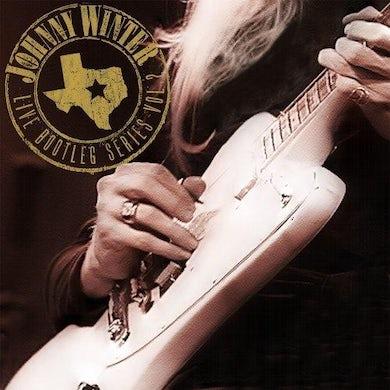 JOHNNY WINTER Live Bootleg Series Vol 2 CD