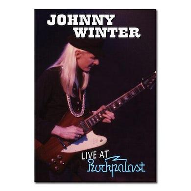 JOHNNY WINTER Live at Rockpalast DVD