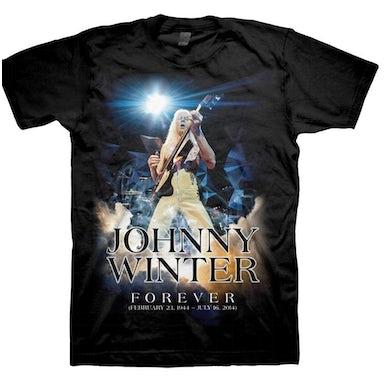 JOHNNY WINTER Forever T-Shirt