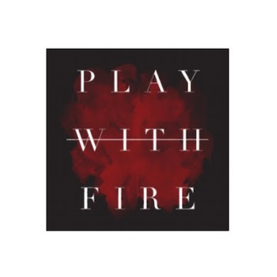 Sam Tinnesz Play With Fire Sticker