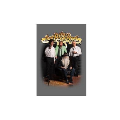 The Oak Ridge Boys Gold Logo Magnet