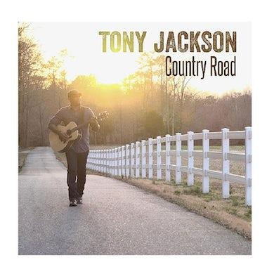 Tony Jackson Country Road Single CD
