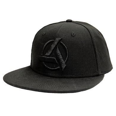 SpeedKore Black Logo Ballcap