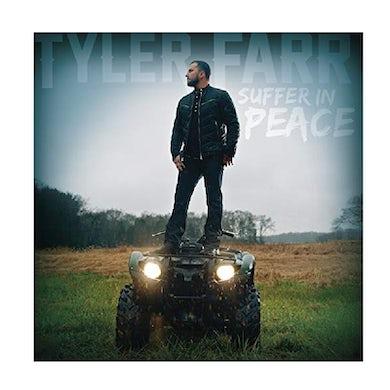 Tyler Farr CD- Suffer In Peace