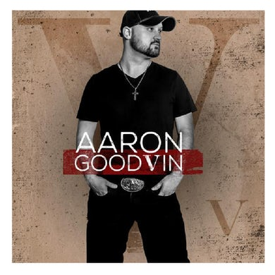 Aaron Goodvin CD- V