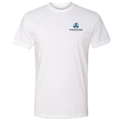 SpeedKore White Logo Tee