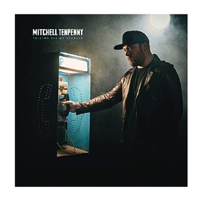 Mitchell Tenpenny CD- Telling All My Secrets