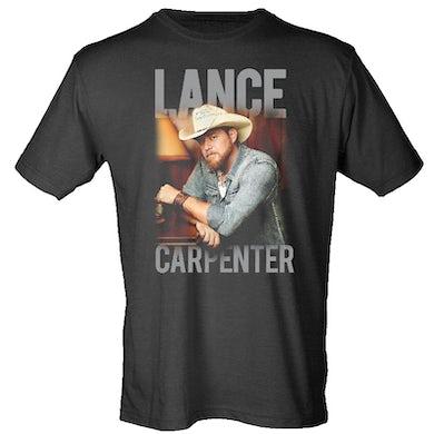 Lance Carpenter Black Photo Tee
