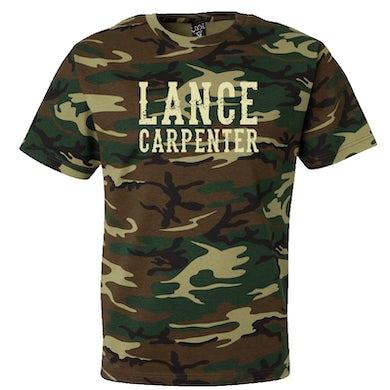Lance Carpenter Camo Logo Tee