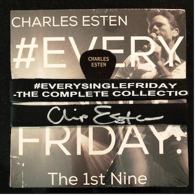 Charles Esten Holiday CD Bundle