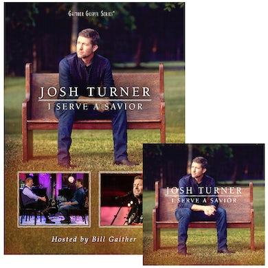 Josh Turner I Serve A Savior Media Bundle