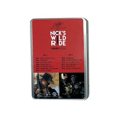 Nick's Wild Ride Season 1 (2016) DVD