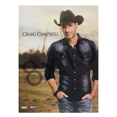 Craig Campbell Denim Shirt 8x10