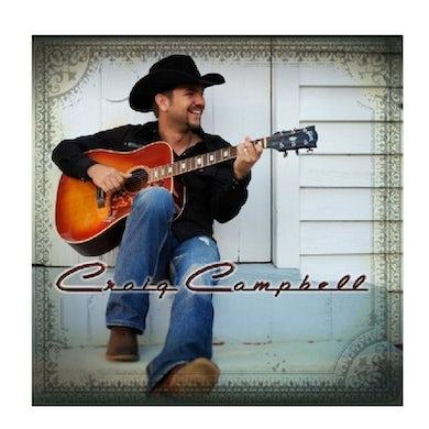 Craig Campbell Self Titled CD