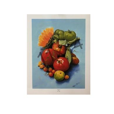Mel Tillis Print- Veggies