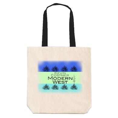 Kevin Costner Modern West Kevin Costner & Modern West Tote Bag