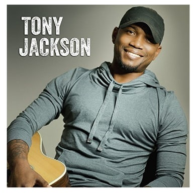 Tony Jackson Self Titled CD
