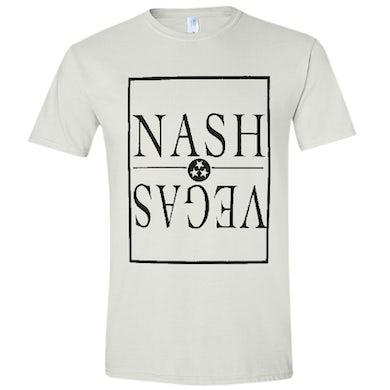 Richards And Southern Nash Vegas White Tee