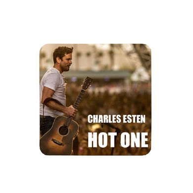 Charles Esten Song Title Sticker-Hot One