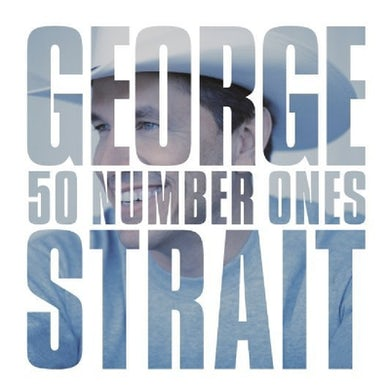 George Strait CD- 50 Number Ones