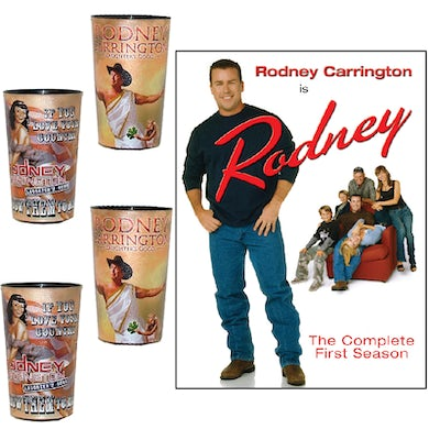 Rodney Carrington Drink and Laugh Package