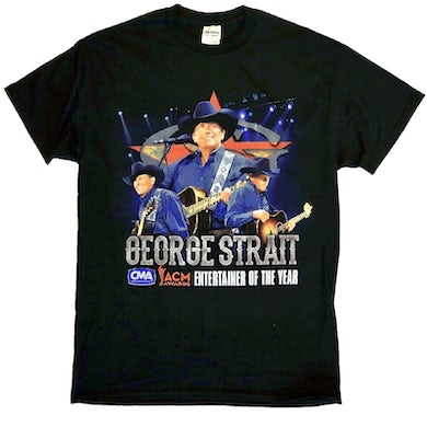 George Strait Entertainer of the Year Tee
