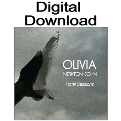 Olivia Newton John DIGITAL DOWNLOAD- Hotel Sessions