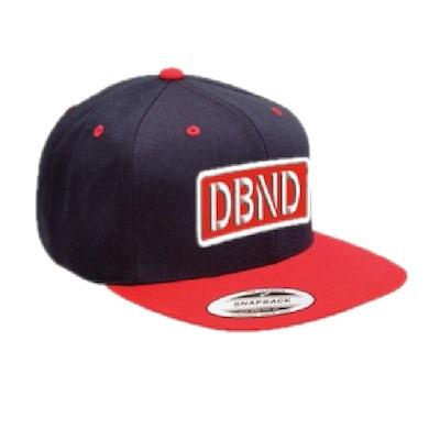 Desperation Band Navy and Red Flat Bill Ballcap