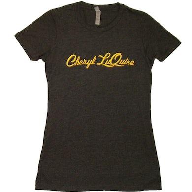 Sony ATV Cheryl LuQuire Ladies Dark Heather Grey Tee