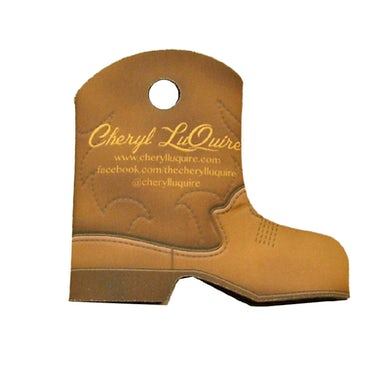Sony ATV Cheryl LuQuire Boot-Shaped Can Coolie