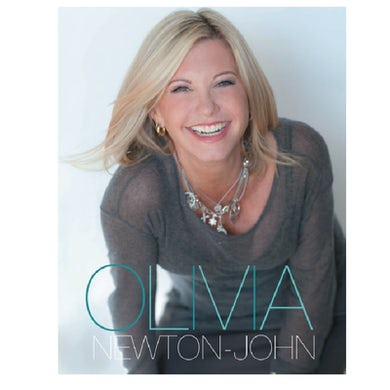 Olivia Newton John Tour Book