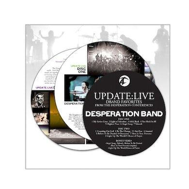 Desperation Band Digital Download-  Updated:  Live