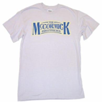 McCormick Brothers Ice Grey Tee
