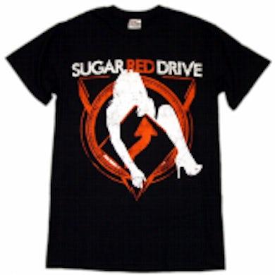Sugar Red Drive Sugar RedDrive Black Tee