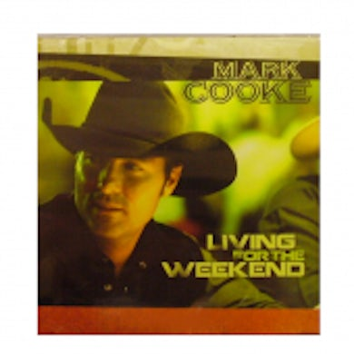 Mark Cooke EP- Living For The Weekend (Vinyl)
