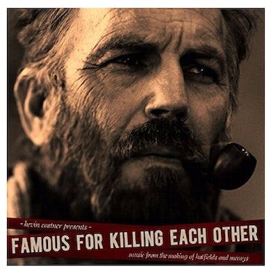 Kevin Costner Modern West Kevin Costner and Modern West CD- Famous for Killing Each Other