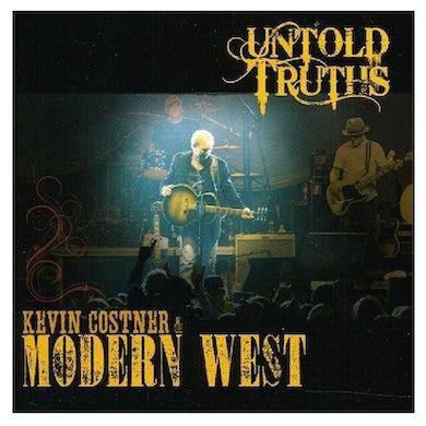 Kevin Costner Modern West Kevin Costner and Modern West CD- Untold Truths