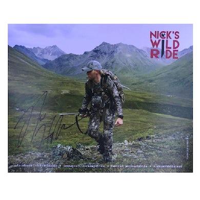 Nick's Wild Ride Signed 8x10