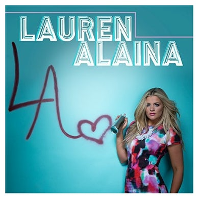 Lauren Alaina Self Titled EP CD