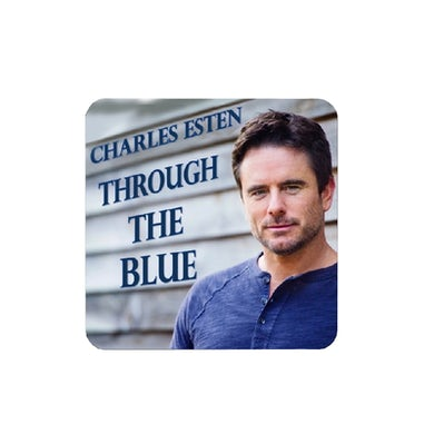 Charles Esten Song Title Sticker-Through the Blue
