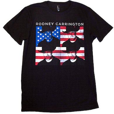 Rodney Carrington Black Flag Tee