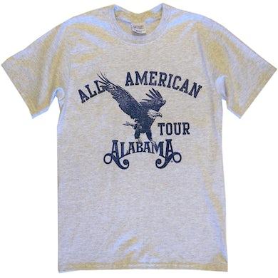 Alabama Ash Eagle Tee