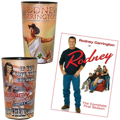 Rodney Carrington Drink and Laugh Bundle!