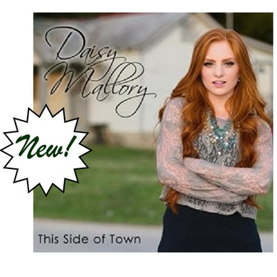 Daisy Mallory AUTOGRAPHED EP- This Side of Town (Vinyl)