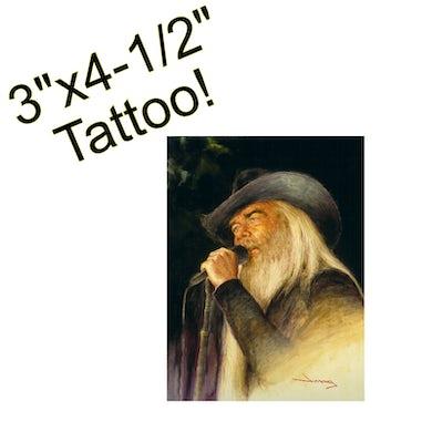 William Lee Golden Tattoo